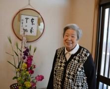 「ふたたびのゆりかご」著者 多賀洋子様来訪