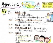 春まつりニュース2013 no.10