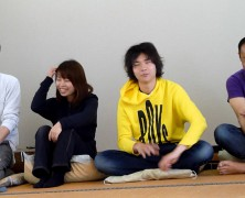 石巻炊き出し報告会 全研【春日山】