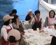 石巻鹿妻地区 炊き出し・泥だし【動画】