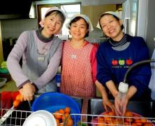 韓国特講炊事係をやってみて