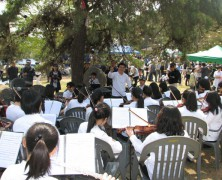초록축제 みどりのまつり~地域社会と共に【韓国】