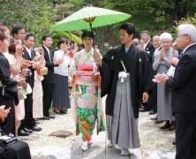 熊田宗幸さん・小晴さん「ゴールイン・スタート」